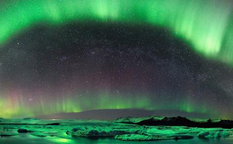 Aurora boreale - Vivagip