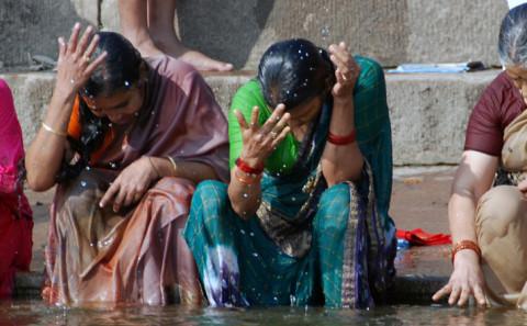 4-Bagno nel Gange