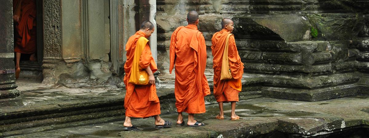 Cercare lo Zen in un monastero Zen