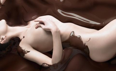 34 - Fare il bagno nella cioccolata