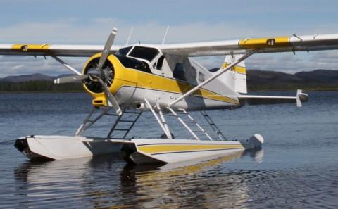 Girare i Caraibi pilotando un idrovolante