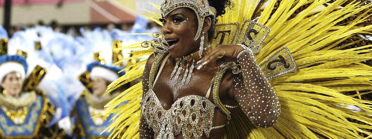 Carnevale a Rio De Janeiro