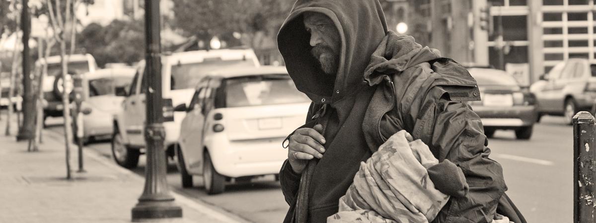 Un mese da Homeless