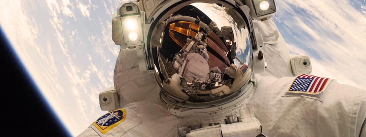 Vedere la Terra dallo spazio