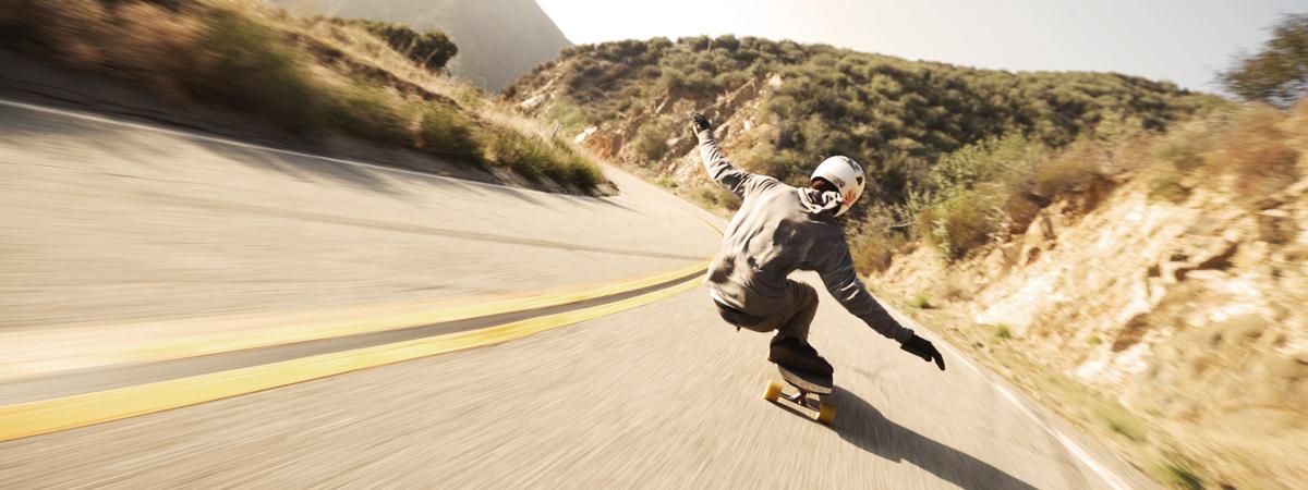 101 - Downhill in Longboard