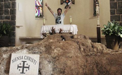 Terra Santa - Mensa Christi - Vivagip