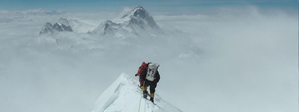 Scalare l'Everest