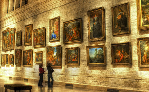 56 - Realizzare una Mostra d'arte personale