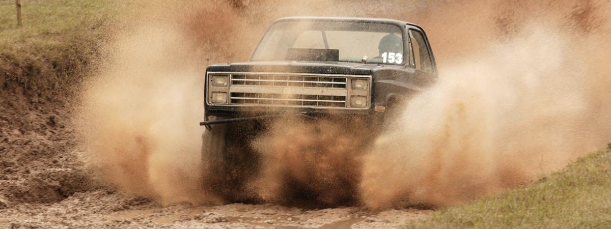 Partecipare ad una Mud Race