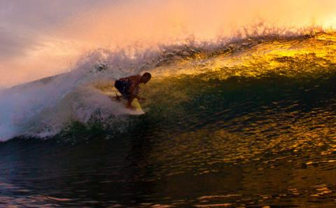 Un'intersa stagione surfistica a Florianopolis