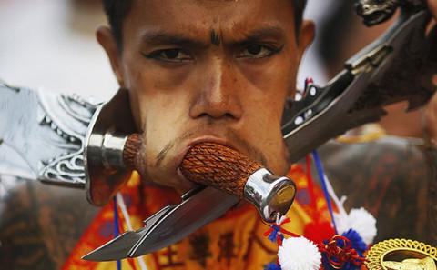 Festival Vegetariano di Phuket